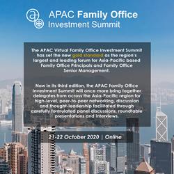 APAC Virtual Summit Event