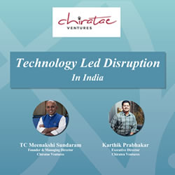 Technology Led Disruption In ‌India 2
